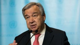 Генералният секретар на ООН изрази безпокойство от анулираната среща между Тръмп и Ким Чен-ун
