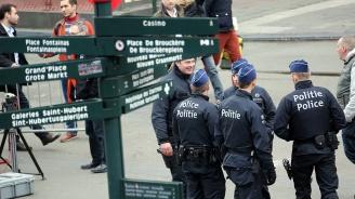 Български джип предизвика умишлена катастрофа в Брюксел