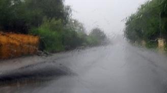 В Русе за 20 минути паднаха 14 л/кв. м дъжд
