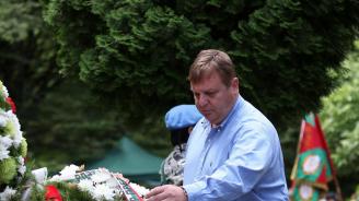 Каракачанов участва във възпоменателен митинг в памет на Бенковски