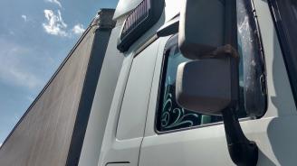 Стачка на шофьорите на камиони в Бразилия