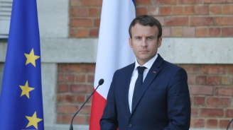 Макрон: Отношенията между Франция и Русия имат трайна историческа основа