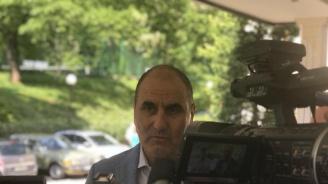 Цветан Цветанов се срещна с председателя на албанския парламент