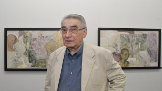 Почина големият художник Светлин Русев