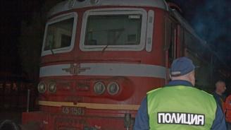 Влакът от София за Варна е блъснал и убил човек след гарата в Плевен