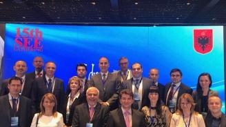 Цветан Цветанов участва в регионалната Балканска молитвена закуска в Тирана