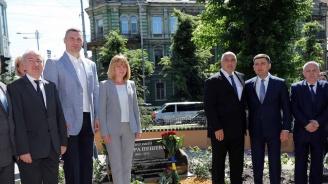 Фандъкова: Очакваме г-н Кличко в нашия град още тази есен