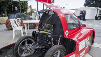 Вижте водородни коли и технологии, разработени у нас (снимки)