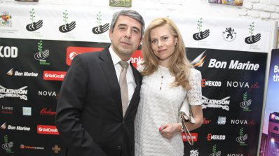 Плевнелиев и Банова чакат момченце