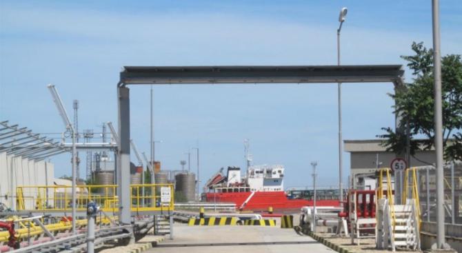 """""""БМФ Порт Бургас"""" инвестира милиони в система за борба с контрабандата на горива (снимки)"""
