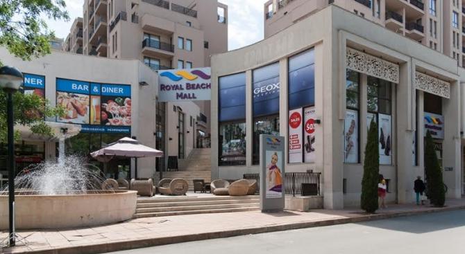 Роял Бийч Мол - водеща шопинг дестинация за лято 2018 (снимки)