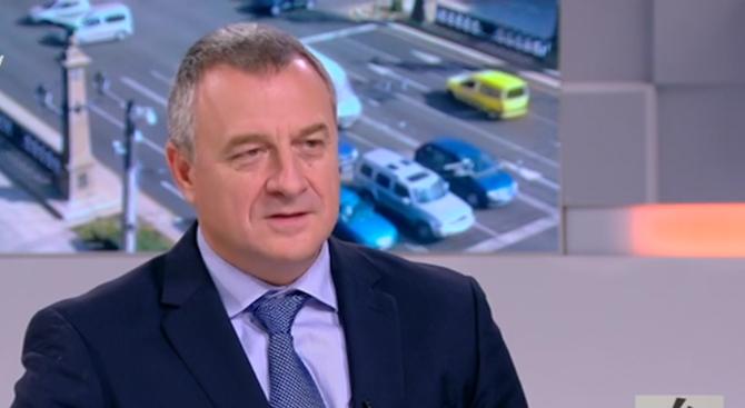 Цветлин Йовчев разясни режима, по който ДАНС ще внедрява агенти във фирмите