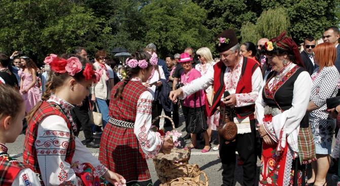 150 хиляди гости посетиха Казанлък за Празника на розата