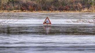 Извънредно положение в щата Мериленд заради наводнения