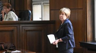 Продължава делото срещу депутатката от БСП Светла Пиралкова (видео+снимки)