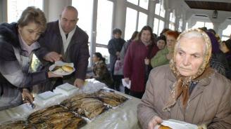 1000 души от Хасково ще получават безплатен топъл обяд