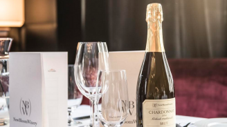 New Bloom Winery представи най-новите си вина пред световни експерти в София