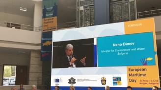 Нено Димов: Разработваме регламент за събиране и рециклиране на пластмасите, замърсяващи морските води