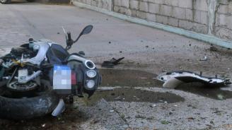 Млад моторист загина край Пловдив