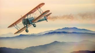 Момиче приземи аварийно самолет в Калифорния (снимка)
