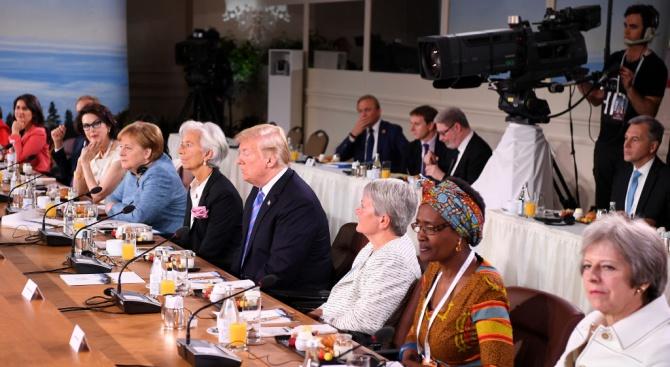 """Групата на седемте обещава """"да модернизира"""" Световната търговска организация"""