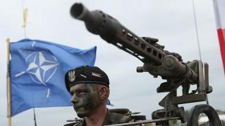 НАТО ще брани Македония от Русия