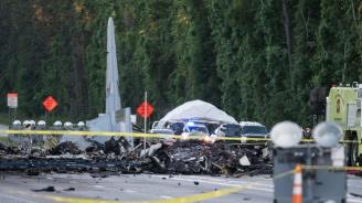 Самолетна катастрофа в Кения взе 10 жертви  (снимка)