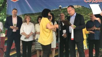 Министър Порожанов откри празника на Горнооряховския суджук