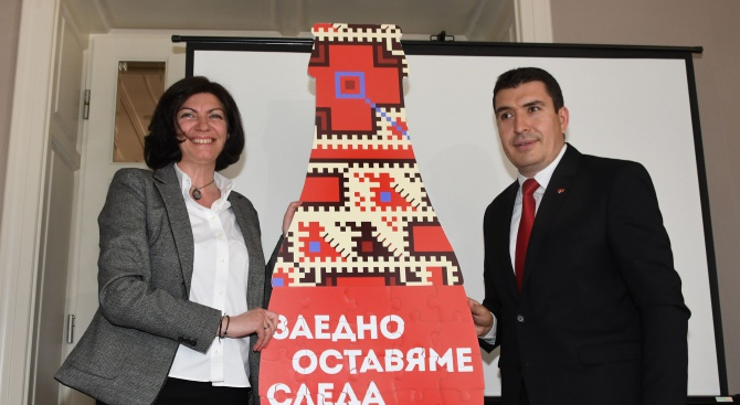 "Над половин милиард лева годишно е приносът на ""Кока-Кола"" за българската икономика"