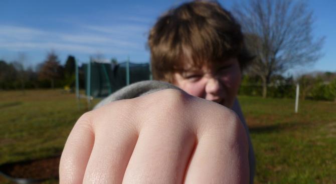 Истината, която се крие зад бруталната детска агресия (видео)
