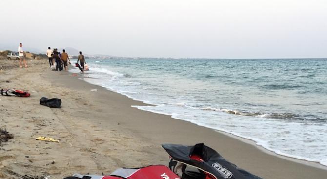 Над 60 сирийски бежанци бяха спасени край северния бряг на Кипър