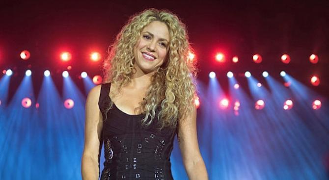 Шакира започна турне след 7-годишна пауза