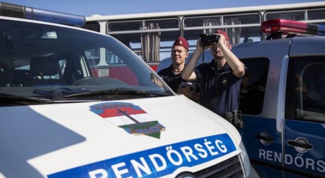 32-ма мигранти, сред които и шест деца, бяха заловени на румънско-унгарската граница