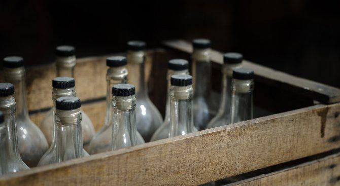 Хванаха 6 000 литра етилов алкохол