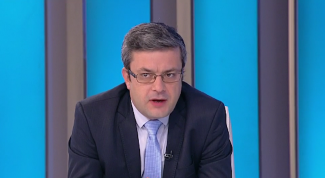Биков: БСП искат вот на недоверие в сектор сигурност, но не предлагат алтернатива (видео)