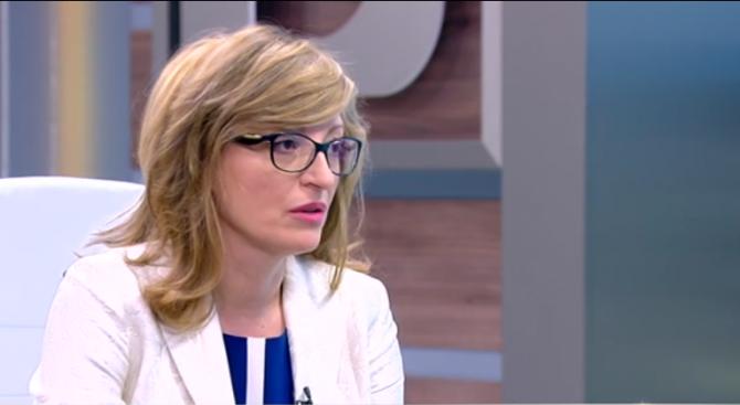 Екатерина Захариева: Отнеманията на деца в Норвегия не са тенденциозни
