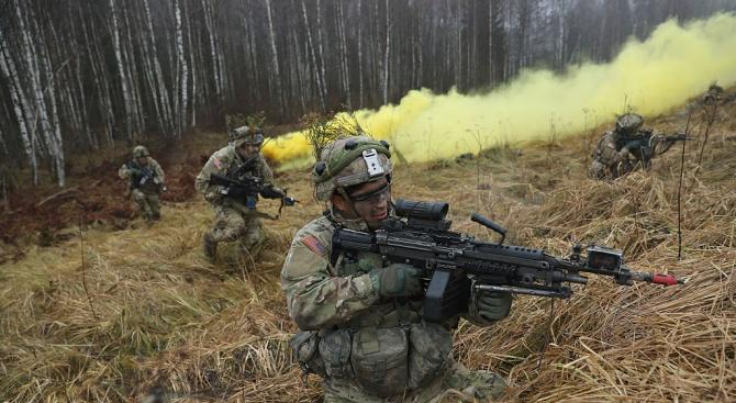 САЩ: Ще увеличим военните си в Норвегия