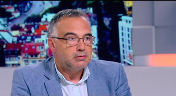 """Антон Кутев: Върнахме се във времената, когато Борисов беше шеф на """"Ипон"""""""