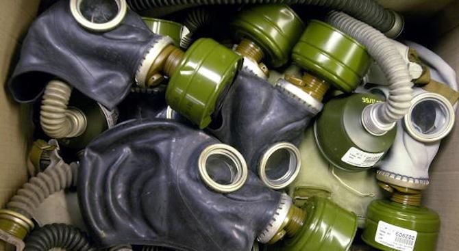ОЗХО: През март 2017 г. в Сирия са били използвани хлор и зарин