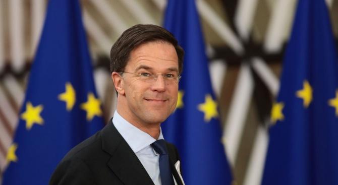Холандският премиер: България и Румъния не са изпълнили всички критерии за Шенген