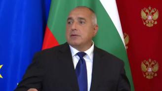 Бойко Борисов пристигна в Измир (снимки+ видео)