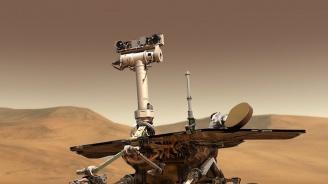 """Марсоходът """"Опортюнити"""" може да е умрял на Марс"""