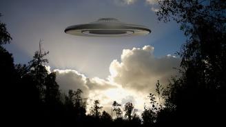 Борис Солтарийски видял летяща чиния