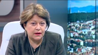 Татяна Дончева: Положението в МВР е гротескно