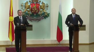Румен Радев: Да не се сведе само до прегръдки диалогът с Балканите (видео)