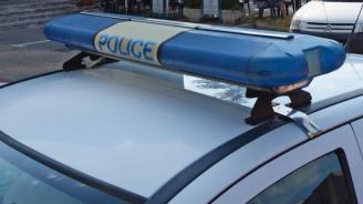 Мъж извади нож срещу охранител в мол