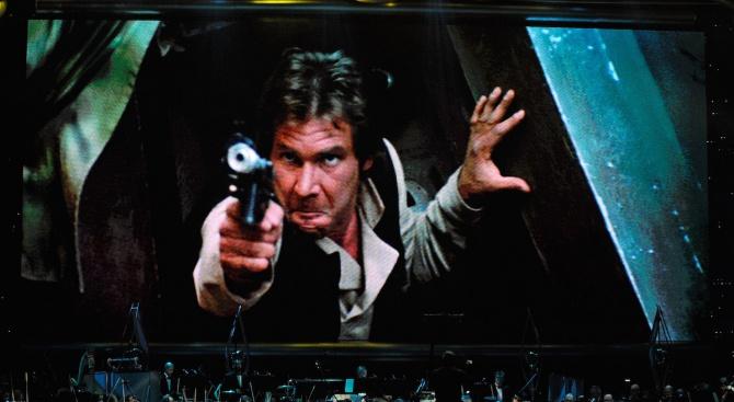 Продадоха на търг лазерния пистолет на Хан Соло