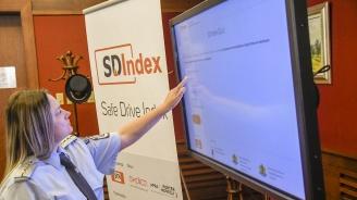 Стойността на първия национален Индекс за безопасно шофиране (SDIndex) за 2018 година е 89,6