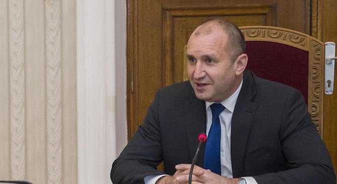 Президентът Румен Радев ще бъде на двудневно официално посещение в