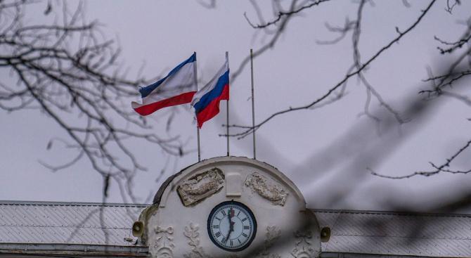 Русия ще върне Крим, каза първият президент на Украйна Леонид